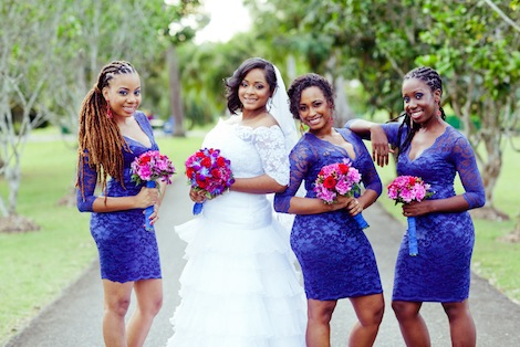 Trinidad And Tobago Wedding Portrait Locations