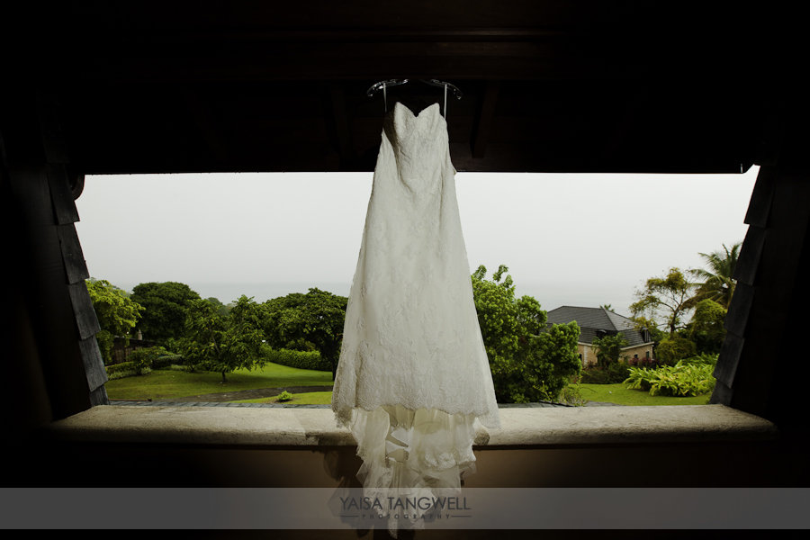 Cindy & Mathieu wedding photorgraphy in Trinidad and Tobago