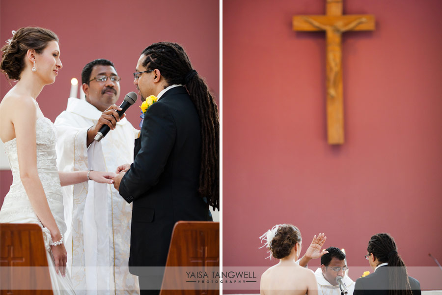 Jamie & Kevin wedding in Trinidad and Tobago