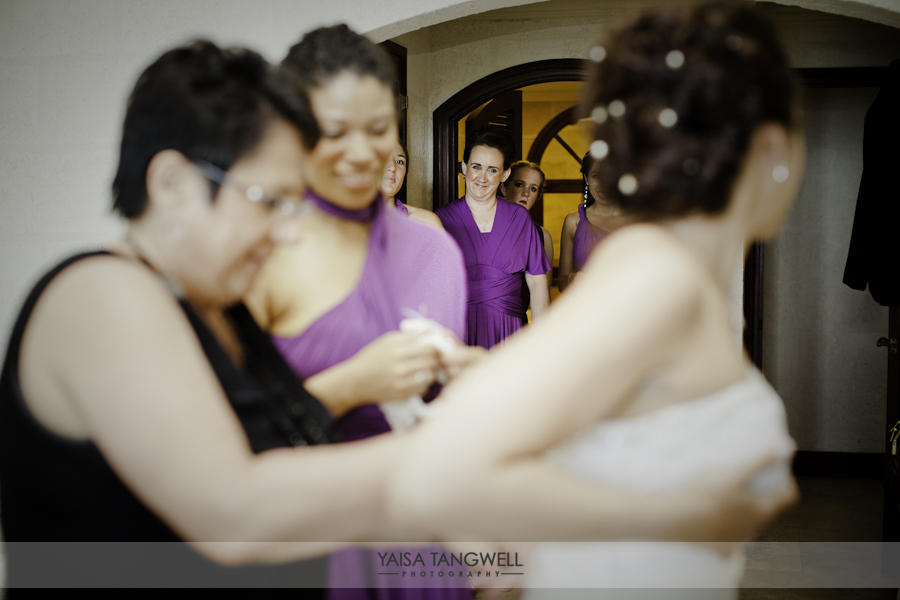 Kristen + Michael {Barbados Wedding} wedding in Trinidad and Tobago