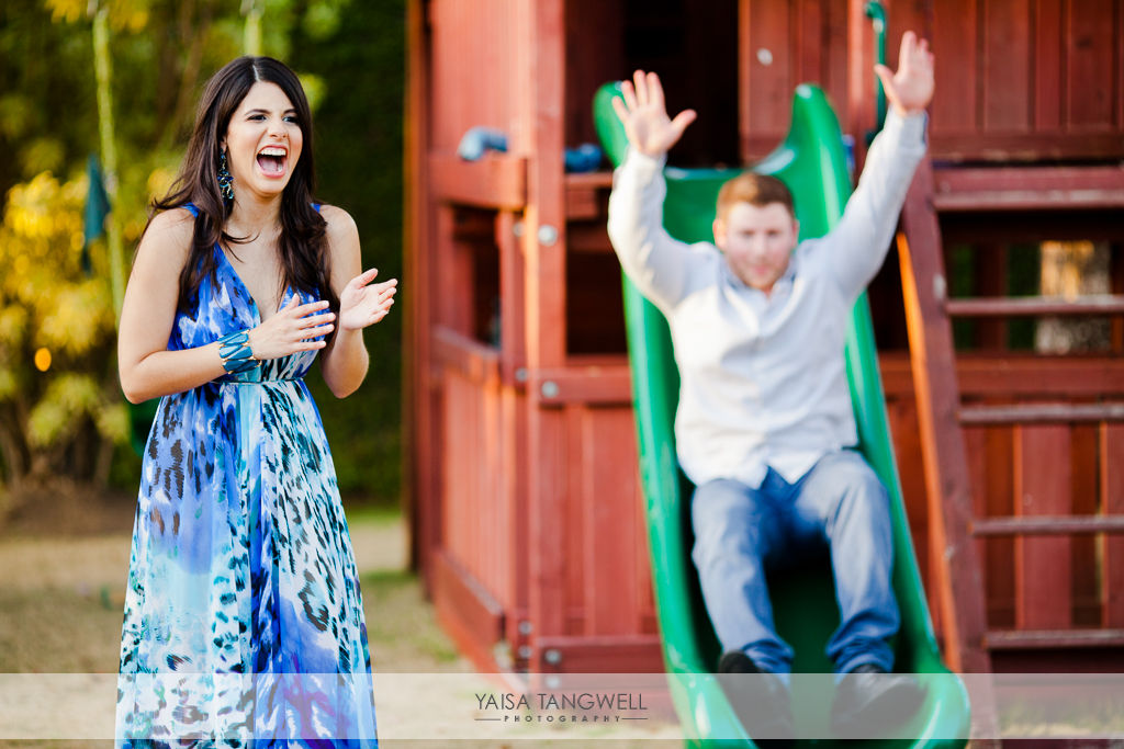Perla + Ryan {Engagement} wedding in Trinidad and Tobago