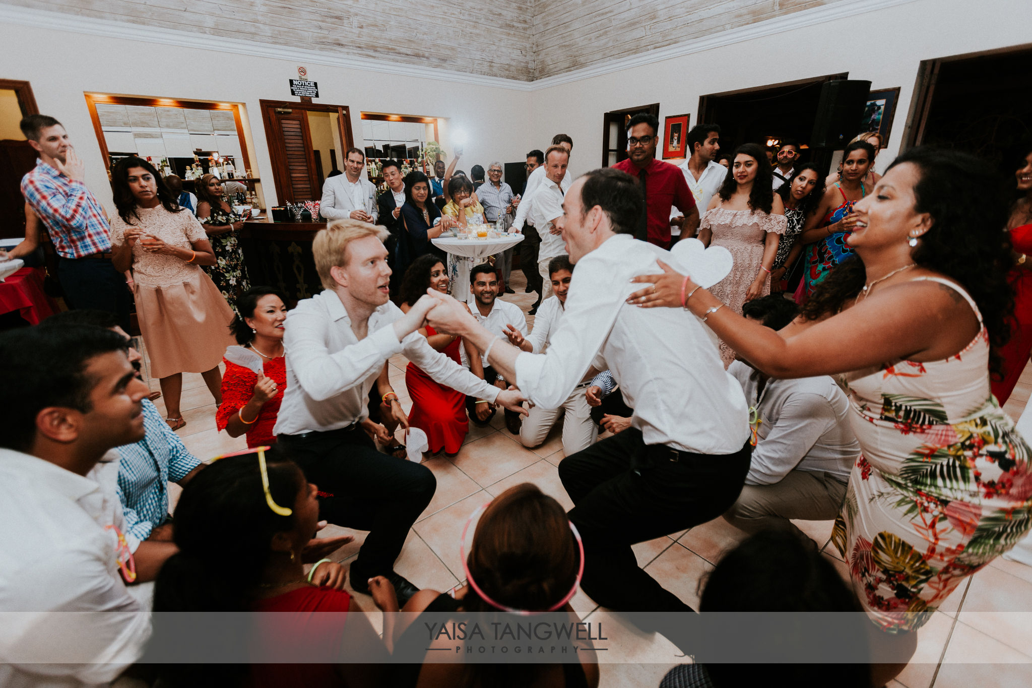 Shivana + Derk wedding in Trinidad and Tobago