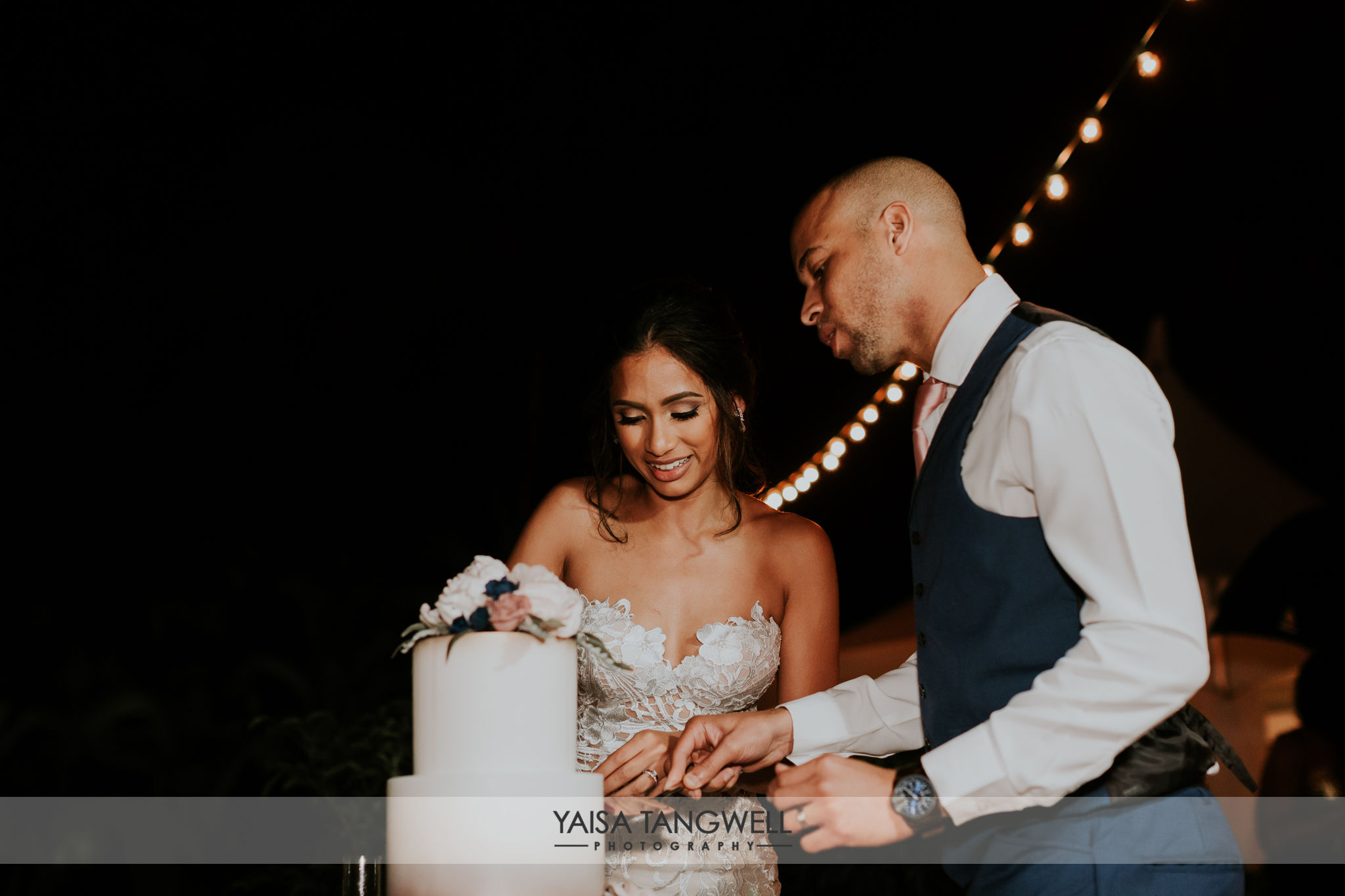 Shawn + Vaughn wedding in Trinidad and Tobago