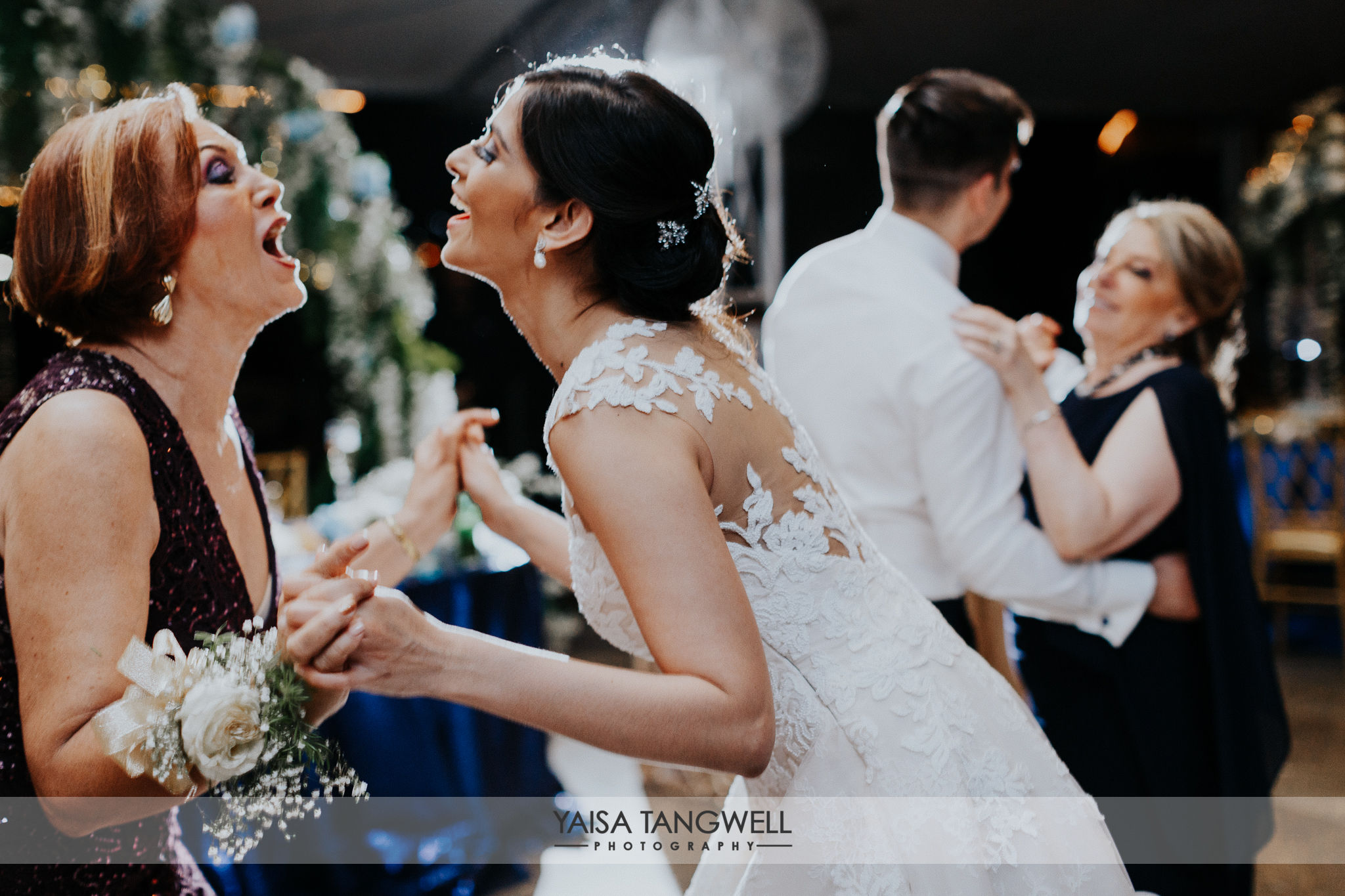 Ria + Tomas wedding in Trinidad and Tobago