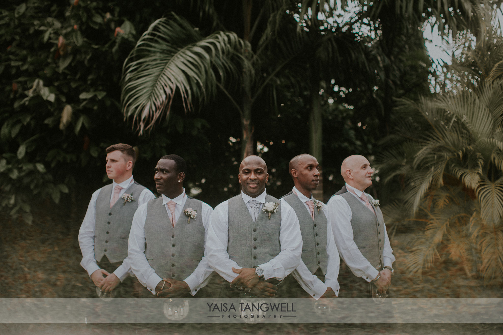 Debbi + Jason wedding in Trinidad and Tobago