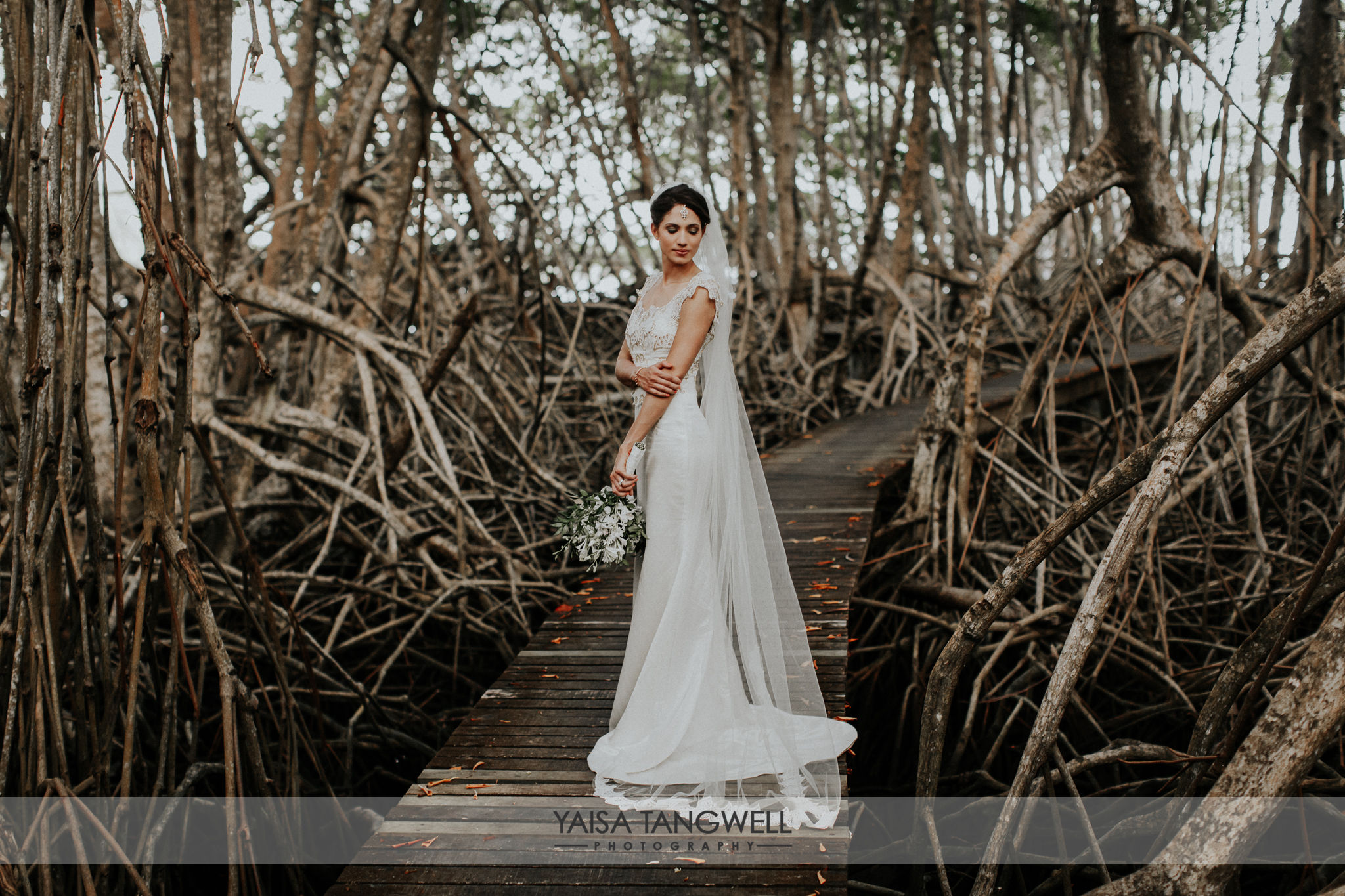 Dhanishtha + Chris wedding photorgraphy in Trinidad and Tobago