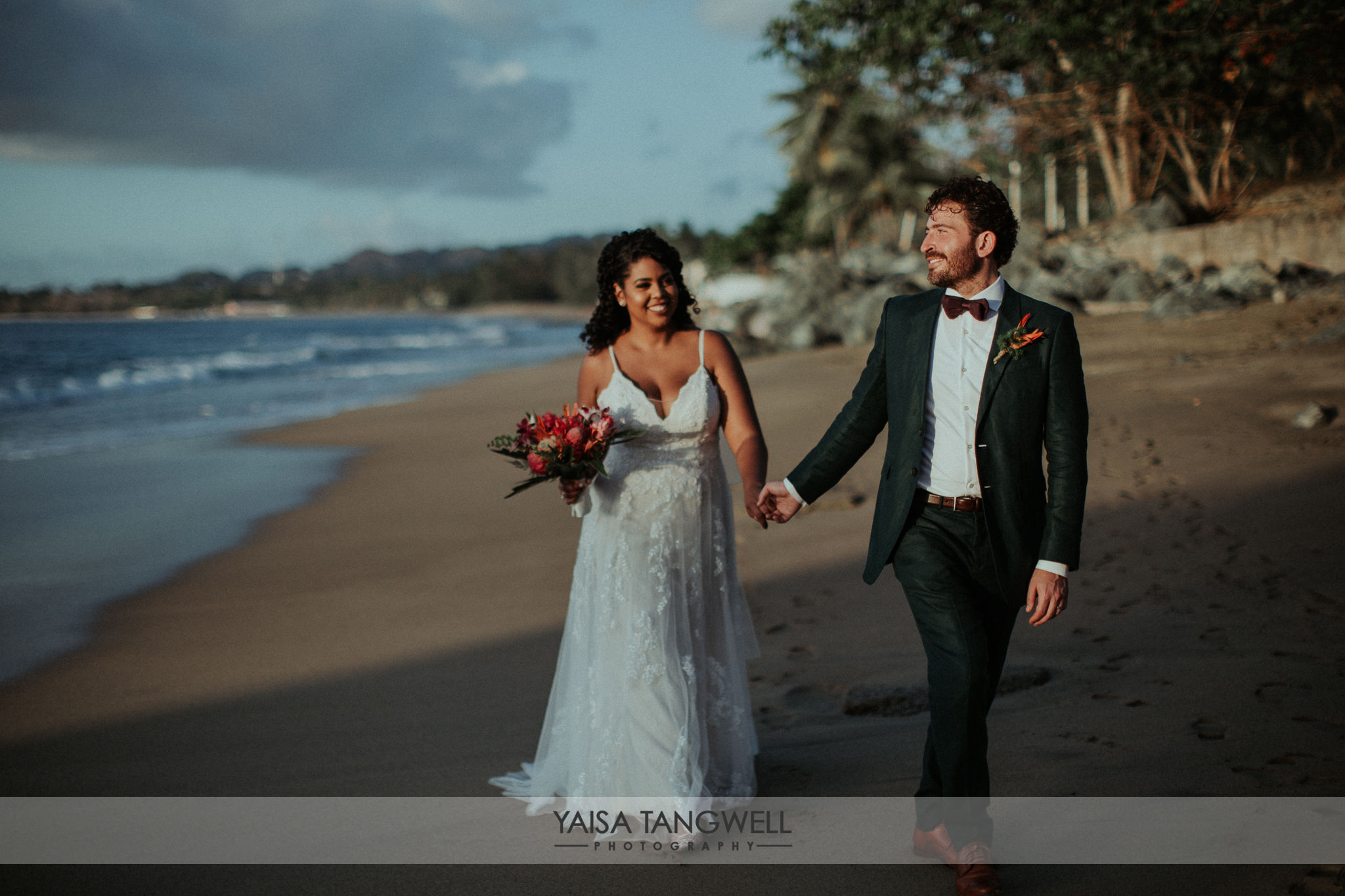 Ria + Michael  wedding photorgraphy in Trinidad and Tobago