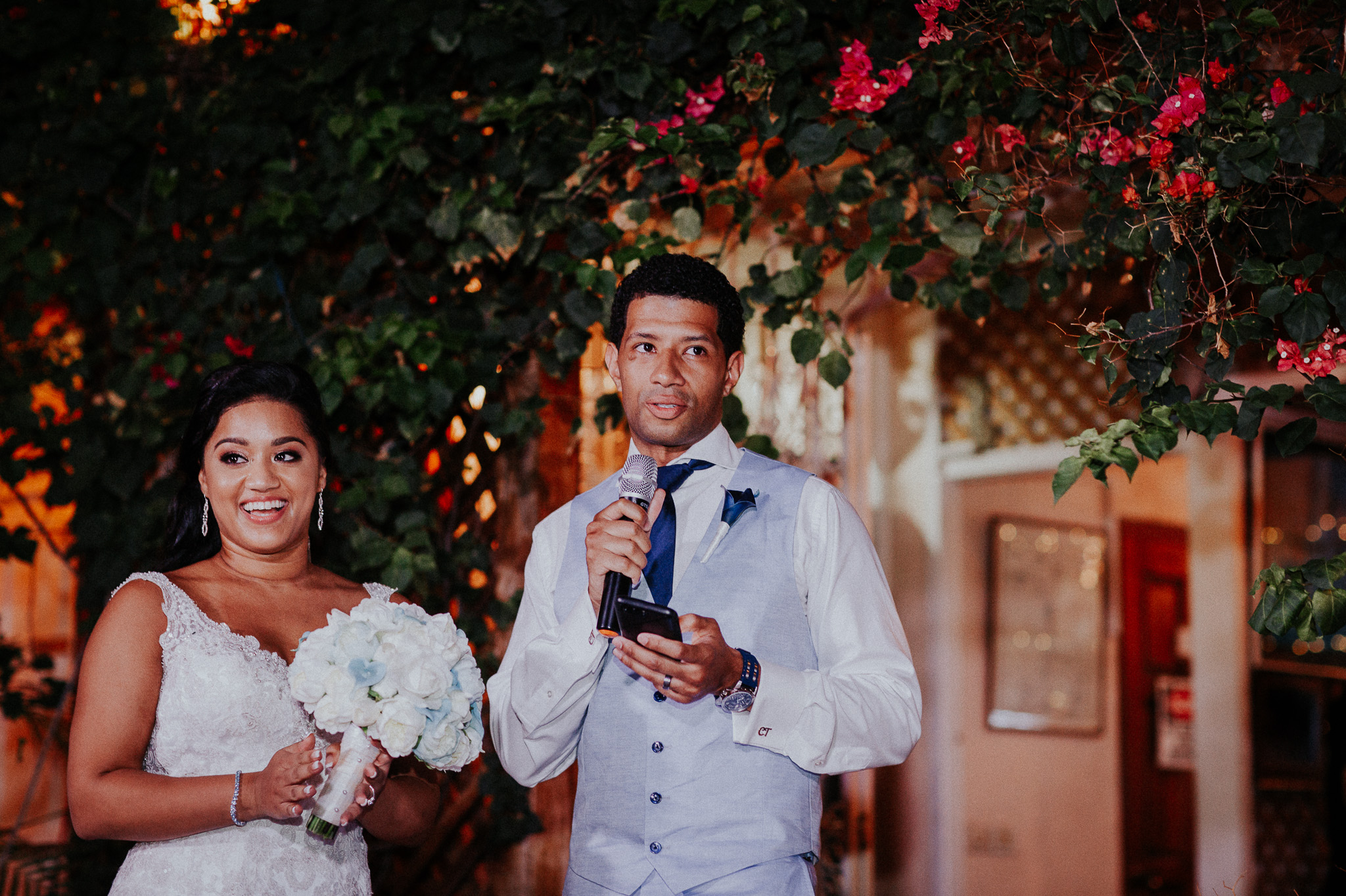 Neisha+Chris wedding in Trinidad and Tobago