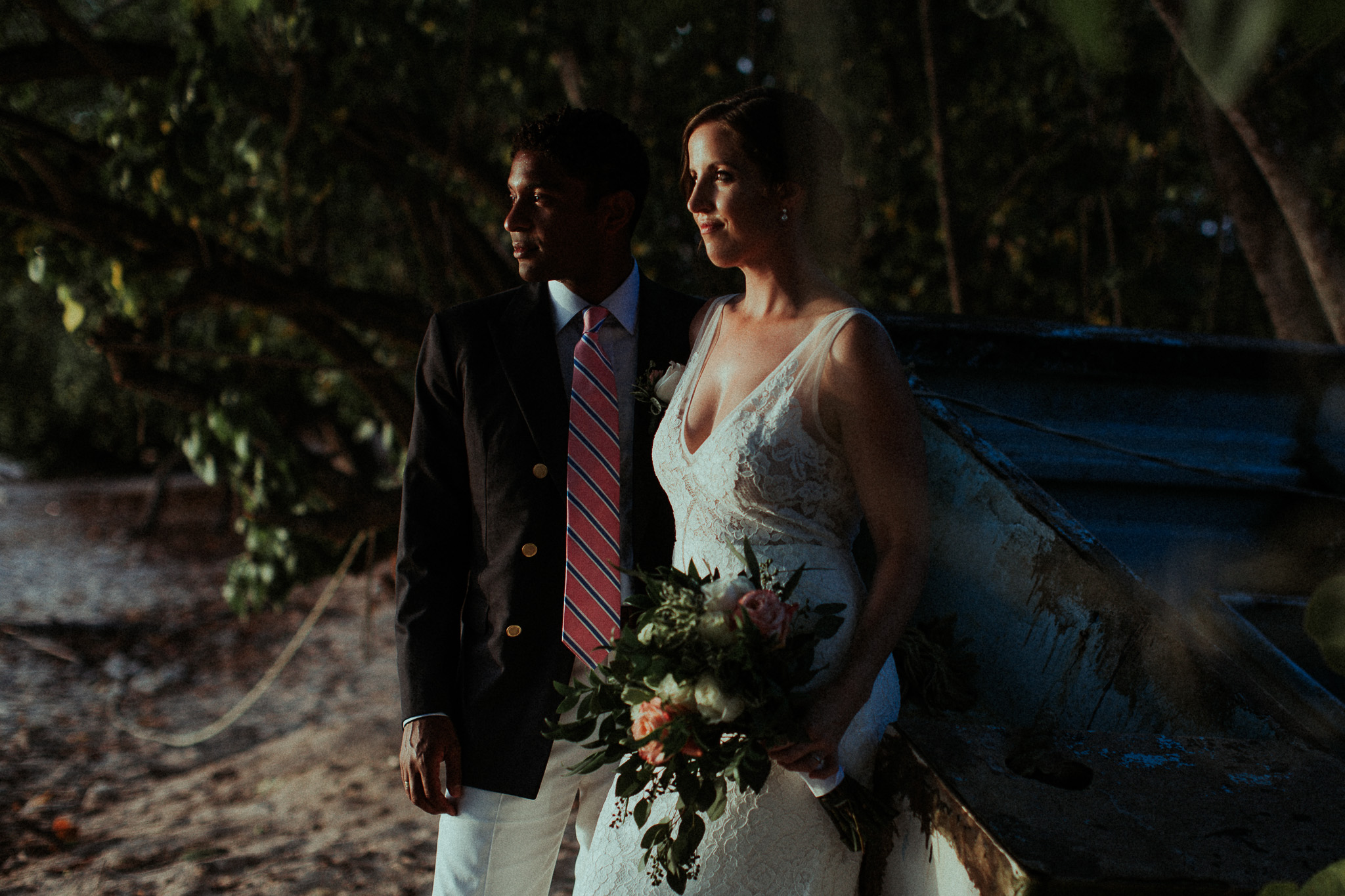 Jennifer+Ryan wedding in Trinidad and Tobago