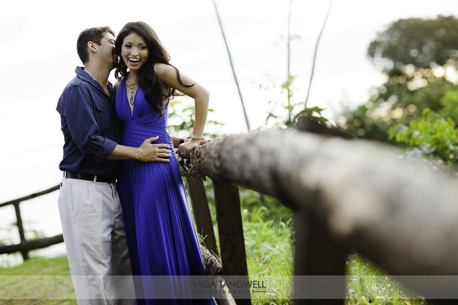 Stacey & Christian - Engagement wedding in Trinidad and Tobago