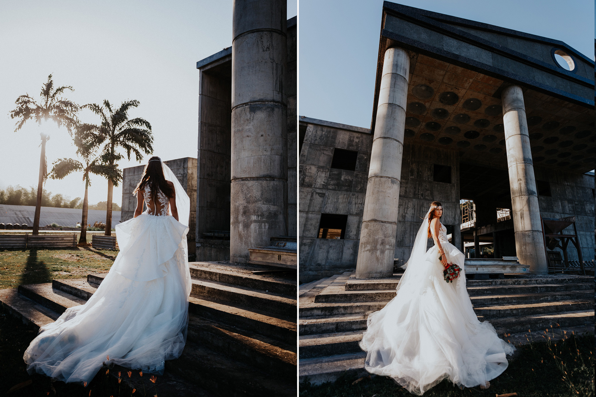 Natasha + Kaz - {Drew Manor} wedding photorgraphy in Trinidad and Tobago