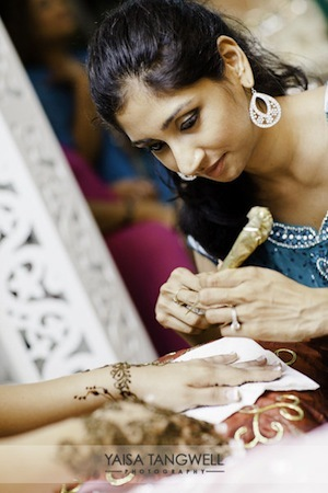 Varsha Roodal - Mehndi Artist in Trinidad and Tobago